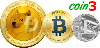 Image result for BITCOIN And LITECOIN And DOGECOIN