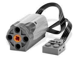 LEGO® Power Functions <b>M</b>-<b>Motor</b> 8883 | UNKNOWN | Buy online at ...