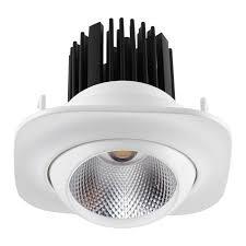 Встраиваемый светодиодный <b>светильник Novotech</b> Drum 357697 ...