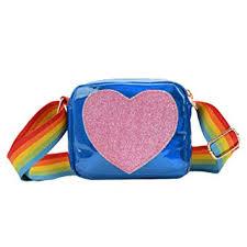 Girls Children's Wallet Key <b>Bag</b> Cute <b>Heart Bag</b> Children <b>Shoulder</b> ...