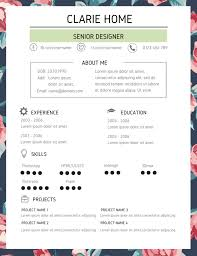 most professional editable resume templates for jobseekers graphic design of a resume create a different resume and letterhead that sets you apart from the competition use our resume templates you can customize to
