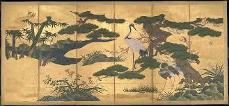 <b>Birds</b> and <b>Flowers</b> of the Four Seasons | Japan | Momoyama period ...
