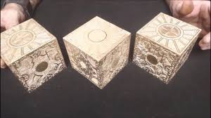 Functional <b>Hellraiser Puzzle Boxes</b> / 3 Puzzles / 3 Solutions / 1 Box ...