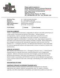 sample resume template for human resources administrator with    sample administrative resumes