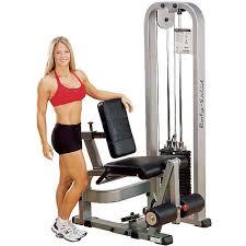 Тренажеры Body-Solid » <b>Разгибание ног сидя Body</b>-Solid SLE ...