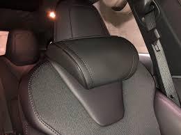 <b>NEW ARRIVAL</b>-Tesla Custom Made Neck Headrests <b>1pair</b>