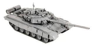 <b>Сборная модель ZVEZDA</b> Российский основной боевой танк <b>Т</b>-<b>90</b>