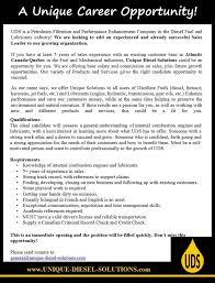 career unique diesel solutions uds is currently seeking full time s representative based in atlantic quebec