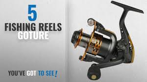 Top 10 Goture <b>Fishing Reels</b> [2018]: Pisfun 6bb <b>Spinning</b> Fishing ...