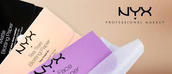 Матирующие <b>салфетки NYX PROFESSIONAL MAKE UP</b> – купить ...
