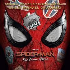 Человек-паук: Вдали от дома (<b>саундтрек</b>) - <b>Spider-Man</b>: Far From ...