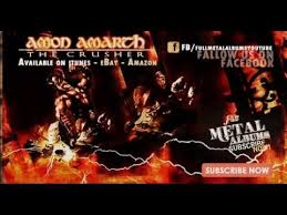 <b>Amon Amarth - The</b> Crusher (Full Album - Álbum Completo) - YouTube