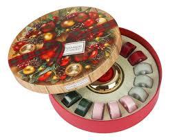 Купить набор Alpine Christmas Tealight Delight Gift Set Yankee ...