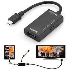 <b>gocomma Micro USB to</b> HDMI MHL Adapter