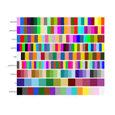 R <b>color</b> palettes for many data classes - Stack Overflow