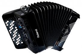 <b>Цифровой баян Roland</b> FR-1XB BK — купить за 144990 руб ...