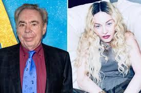 Madonna teases biopic, slams 'Evita' composer <b>Andrew Lloyd Webber</b>
