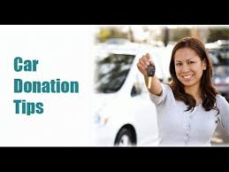 Tips for Donating a Car to Charity - YouTube