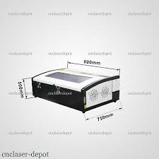 <b>40W Mini Desktop</b> Co2 <b>Laser</b> Engraving Machine <b>Laser</b> Cutter ...