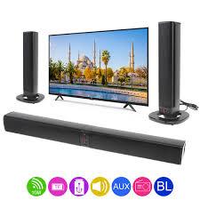 <b>BS 36 Home Theater</b> Multifunctional Bluetooth Soundbars Speaker ...