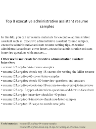 topexecutiveadministrativeassistantresumesamples conversion gate thumbnail jpg cb