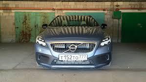 Тест-драйв Volvo V40 Cross <b>Country</b> - Газета.Ru