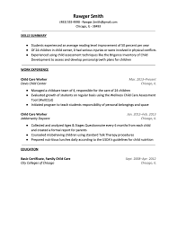 essay preschool teacher child care worker job description for resume resume job