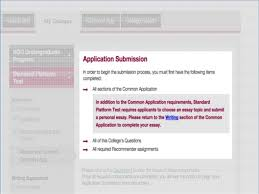 The Common Application  Updates           SlideShare