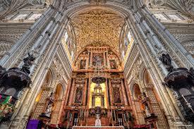 Resultado de imagen de catedral de córdoba