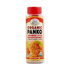 Edward & Sons <b>Organic Panko Japanese Style</b> Breadcrumbs -- 10.5 ...