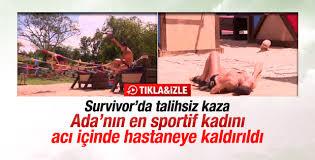Survivor'da Seda çok kötü düştü İZLE