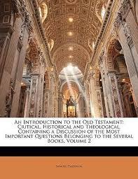 An <b>Introduction</b> to the Old Testament : <b>Samuel Davidson</b> ...