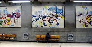 Ligne bleue du métro de Lisbonne
