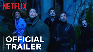 The Umbrella Academy | Official Trailer | Netflix - YouTube