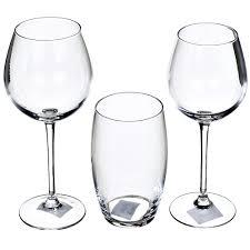 <b>Набор бокалов</b> и стаканов Luminarc <b>18</b> предметов 350/250/360 ...