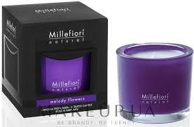 "<b>Ароматическая свеча</b> ""<b>Цветочная мелодия</b>"" - Millefiori Milano ..."