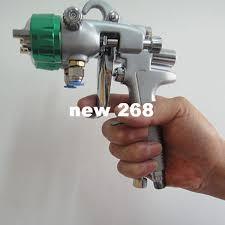 Double Nozzle Spray Paint Gun