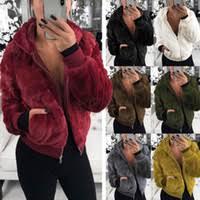 Wholesale <b>Women Plush Coat</b> for Resale - Group Buy Cheap ...