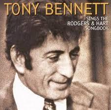 TONY BENNETT. Sings the Rogers & Hart Songbook - Tony_Bennett_ccd22432