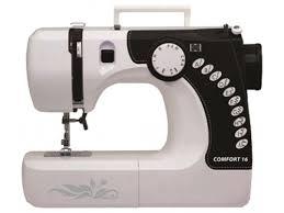 Купить <b>швейную</b> машину <b>Comfort 16</b> белая по цене от 4830 ...
