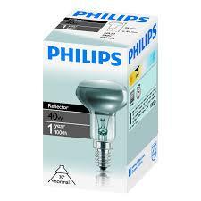 <b>Лампа накаливания Philips 40 Вт</b> E14 2700k теплый белый ...