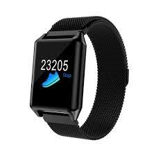 R11S <b>colorful smart watch</b> bracelet <b>3D</b> screen heart rate blood ...