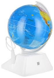 Интерактивный <b>глобус Oregon Scientific SG268RX</b> купить по цене ...