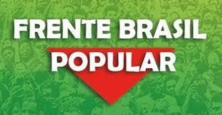 Resultado de imagem para frente brasil popular