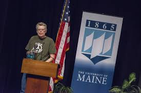 from the heart umaine today university of maineumainetoday stories stephenking action 2 stephen king