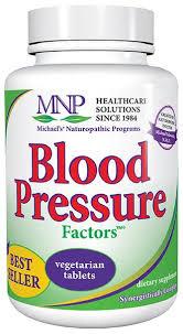 <b>Blood Pressure Factors</b>™ - Michael's Naturopathic Programs ...