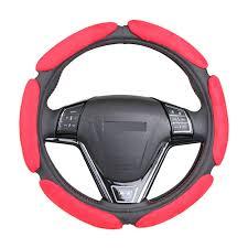 Non slip Steering Wheel Cover with <b>3D</b> Design/Flocking clothcar ...