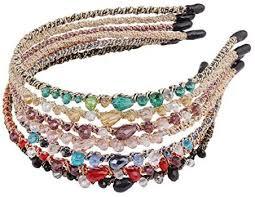 Candygirl Jewel <b>Crystal</b> Headbands <b>Glitter</b> Hairbands ,Grosgrain ...