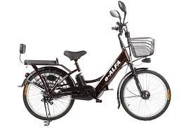 <b>Велогибрид Green City E-Alfa</b> купить с доставкой в России