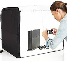 AmazonBasics Portable Foldable Photo Studio Box ... - Amazon.com